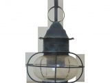 Onion Lamp Cape Cod Cape Cod Onion Lantern Wall Lamp Sconce From