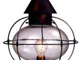 Onion Lamp Cape Cod Cape Cod Onion Post Light Copper Lantern Copper Lantern