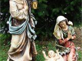 Outdoor Nativity Sets Costco Large Outdoor Nativity Set 3 Pcs