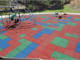 Outdoor Rubber Flooring for Playgrounds Recreational Rubber Tiles Rubber Floors and More