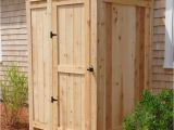 Outdoor Shower Enclosure Kits Cape Cod Outside Shower Kits Gallery