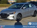 Overhead Door Company Lincoln Ne New 2019 Hyundai Elantra Limited 4 Door Sedan In Lincoln 4h1951