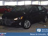 Overhead Door Company Lincoln Ne New 2019 Hyundai Elantra Sel 4 Door Sedan In Lincoln 4h19157 Sid