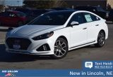 Overhead Door Lincoln Ne New 2019 Hyundai sonata Limited 4 Door Sedan In Lincoln 4h19216