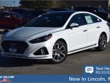 Overhead Door Lincoln Ne New 2019 Hyundai sonata Limited 4 Door Sedan In Lincoln 4h19216