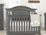 Oxford Baby London Lane Crib Oxford Baby London Lane 4 In 1 Convertible Crib In Arctic Gray