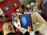 Paint and Wine Omaha Painting with A Twist In Omaha Ne 68116
