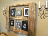 Pallet Picture Frame Ideas the Baeza Blog Pallet Decor