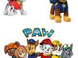 Paw Patrol Iron On Transfer Australia Paw Patrol T Shirt Iron On Transfer 8×10 5×6 3×3 Light
