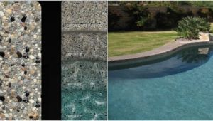 Pebble Tec Colors Caribbean Blue Pool Finishes their Cost Lifespan Design Gardner
