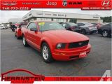 Personal touch Carpet Cleaning Chillicothe Ohio 2007 ford Mustang V6 Deluxe V6 Deluxe 2dr Convertible for