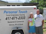 Personal touch Carpet Cleaning Randy and Linda Lyman Owners Of Personal touch Join the
