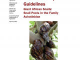 Pest Control Laredo Tx Pdf New Pest Response Guidelines Giant African Snails Snail Pests