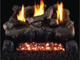 Peterson Vent Free Gas Logs Reviews Peterson Real Fyre 24 Inch evening Fyre Gas Log Set with