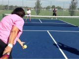 Pickleball Paddles Near Me New Outdoor Pickleball Courts A Hit In Fremont township