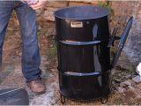 Pit Barrel Cooker Temperature Control Pit Barrel Cooker Smoker 30 Gallon Steel Drum Charcoal Bbq