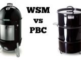 Pit Barrel Cooker Temperature Control Wsm Vs Pbc Two Great Smokers but I Like One Of them Better
