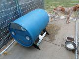 Plastic Barrel Dog House Ukc forums Plastic Barrel Dog House Pics
