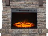 Polyfiber Electric Fireplace with 41 Mantel Dimensions Polyfiber Electric Fireplace with 41 Quot Mantle at Winter