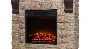 Polyfiber Electric Fireplace with 41 Mantel Dimensions Polyfiber Electric Fireplace with 41 Quot Mantle Ebay