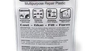 Pool Leak Detection Houston Cost Amazon Com Plast Aid Multipurpose Repair Plastic 6oz Kit Pool and