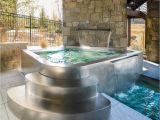 Pool Leak Detection In Houston Stainless Spa Stainless Steel Hot Tub Luxury Spas Diamond Spas