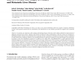 Porta Potty Rental Sacramento Pdf Role Of Fna and Core Biopsy Of Primary and Metastatic Liver Disease