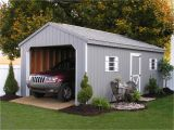 Prefab One Car Garage with Loft Prefabricated Garages In Pa One Car Garages Nj Ny Ct