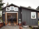 Prefab Single Car Garage Uk This Tiny House Used to Be A Shabby One Car Garage Car Garage