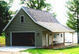 Prefab Single Car Garage with Apartment Pole Barn Garage with Apa Loft Apartment House Plan Drive Barn with