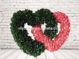 Preserved Boxwood Wreath Bulk wholesale Christmas Preserved Boxwood Flower Wreath Buy