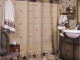 Primitive Bathroom Shower Curtains 20 Best Primitive Decorating Ideas Hative