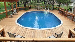 Privacy Fence Ideas for Above Ground Pools Above Ground Swimming Pools Designs Shapes and Sizes