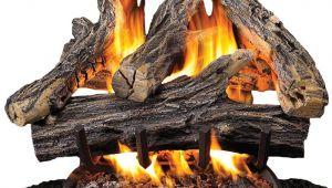 Procom Vent Free Gas Logs Reviews Procom 18 In Vented Natural Gas Fireplace Log Set Wan18n