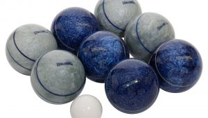 Professional Bocce Ball Set Spalding Professional Series 107mm Bocce Ball Set Bocce