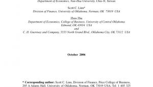 Public Storage Edmond Ok Pdf Fundamental News and the Behavior Of Commodity Futures Prices