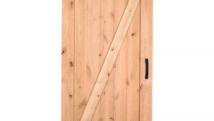 Puertas De Closet Home Depot Pr Masonite 42 In X 84 In Z Bar Knotty Alder Wood Interior Barn Door