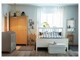 Pull Down Single Bed Ikea Hemnes Bed Frame Queen Black Brown Ikea