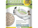 Purina Breeze Litter Box Review Amazon Com Purina Tidy Cats Breeze Pellets Refill Cat Litter 6
