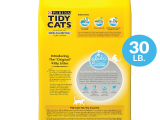 Purina Breeze Litter Box Review Purina Tidy Cats with Glade tough Odor solutions Clear Springs Cat