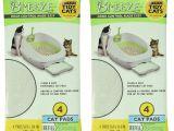 Purina Tidy Cats Breeze Cat Litter Box Reviews Amazon Com Tidy Cats Breeze Litter Pads 16 9 X11 4 2 Pack Of 4