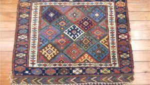 Purpose Of Rug Pad Antique Persian Kurdish Kurd Jaff Bagface Rug Size 1 9 X2 1