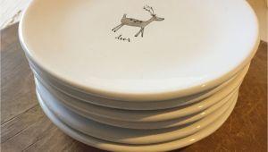Rae Dunn Ceramic Dinner Plates Rae Dunn Christmas Plates Rae Dunn Pinterest Christmas Plates