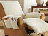 Recliner Covers as Seen On Tv as Seen On Tv Snuggle Up Recliner Seat Cover with 4