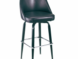Replacement Seats for Swivel Bar Stools Swivel Square Frame Bucket Seat Bar Stool at
