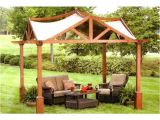 Replacement Umbrella Canopy for Treasure Garden Enjoy the Outdoors with Garden Canopy Gazeboss Net