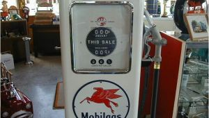 Reproduction Gas Pumps for Sale New Reproduction Mobil Gas Pump In Great Condition for