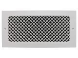 Return Air Filter Grille Sizing Chart 1 Registers Grilles Hvac Parts Accessories the Home Depot