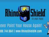 Rhinoshield Never Paint Your House Again Rhino Shield Never Paint Your House Again Youtube