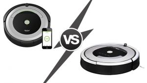 Roomba 690 Vs 860 Roomba 860 Vs Roomba 690 which Robot Vac is Best